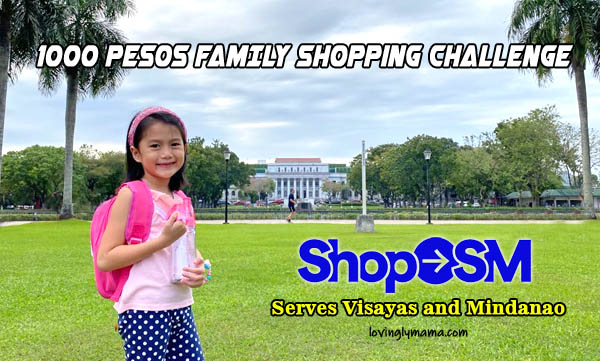 shopsm - sm store online shopping - bacolodl mommy blogger - orders - Visayas delivery - shane reversible unicorn backpack - capitol