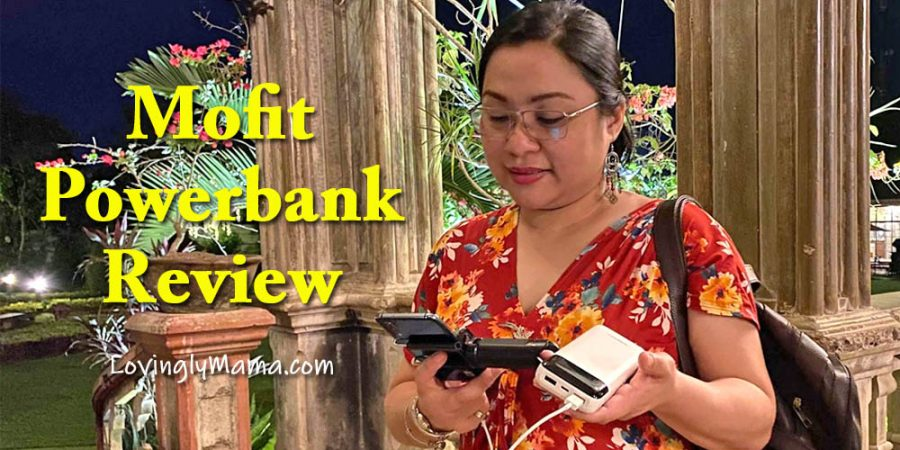 Mofit Powerbank Review - events - bacolod mommy blogger - family travel - The Ruins Negros Occidental - big
