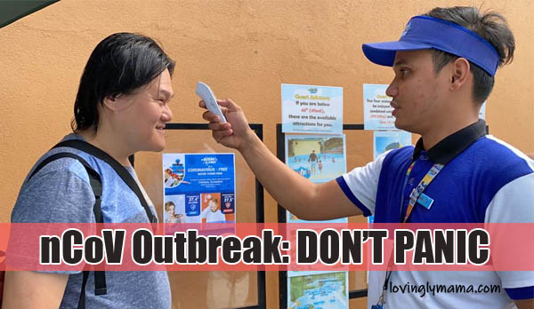 novel coronavirus outbreak from china - nCoV cure - Bacolod mommy blogger - health - temperature check
