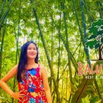 Baluarte Rest and Relaxation - bamboo forest - Bacolod mommy blogger - family travel - shawna