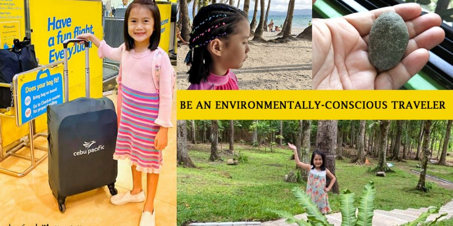 responsible traveler - environmentally conscious traveler - green travel - family travel - Bacolod mommy blogger - Philippines