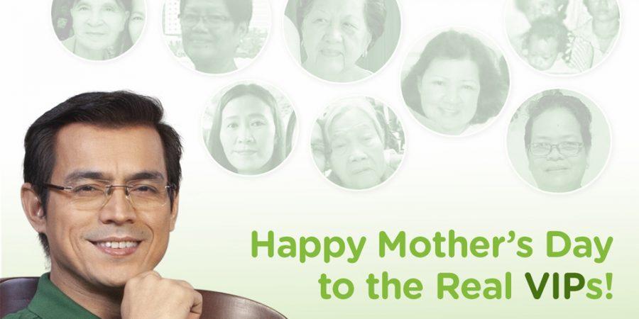 Mayor Isko Moreno - Mother's Day greeting - Manila Mayor - Bacolod mommy blogger - Novuhair - hair loss