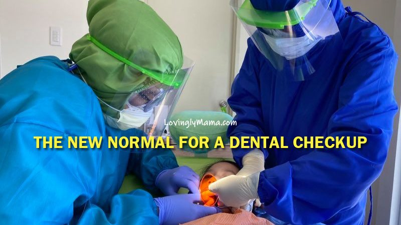dentist safety protocols - new normal - dental checkup - Bacolod dentist - Comfydent Dental Clinic - PPE - IATF - Shane